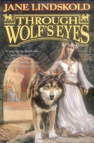Book cover for Through Wolf's Eyes