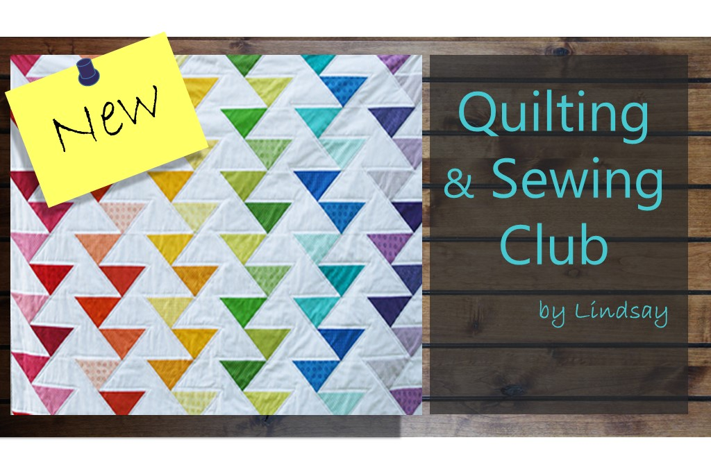 Quilting and Sewing Club