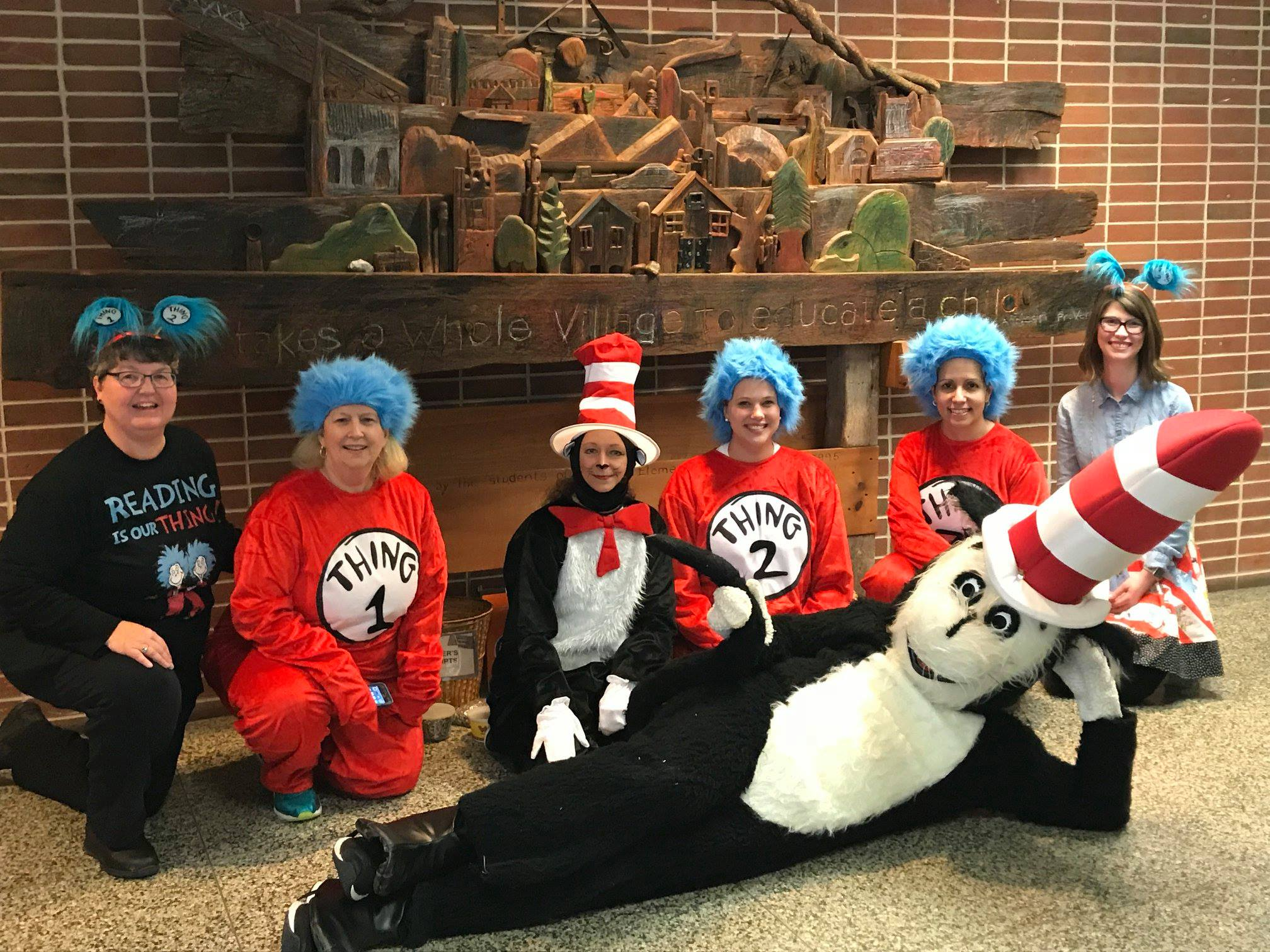 dr. seuss characters