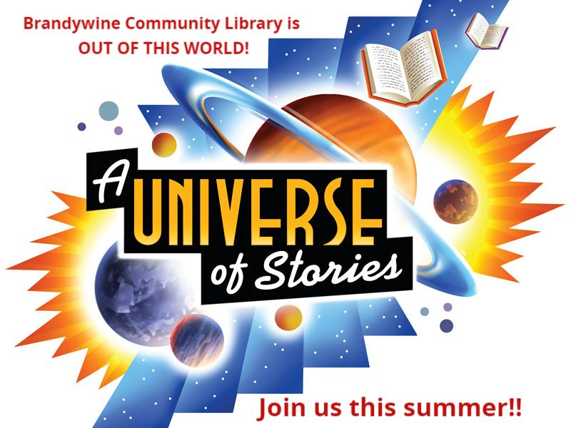 Summer at BCL- A Universe of Stories and it will be out of this world!