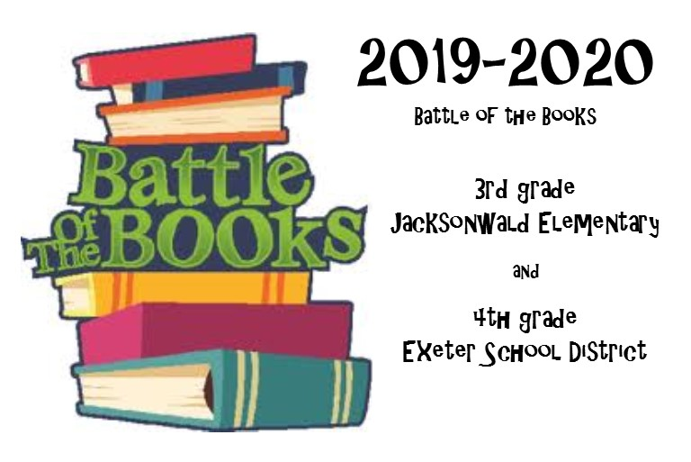 2019-2020 Battle of the Books