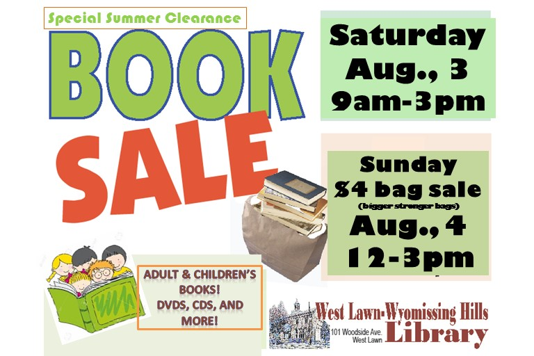 Library Book Sale