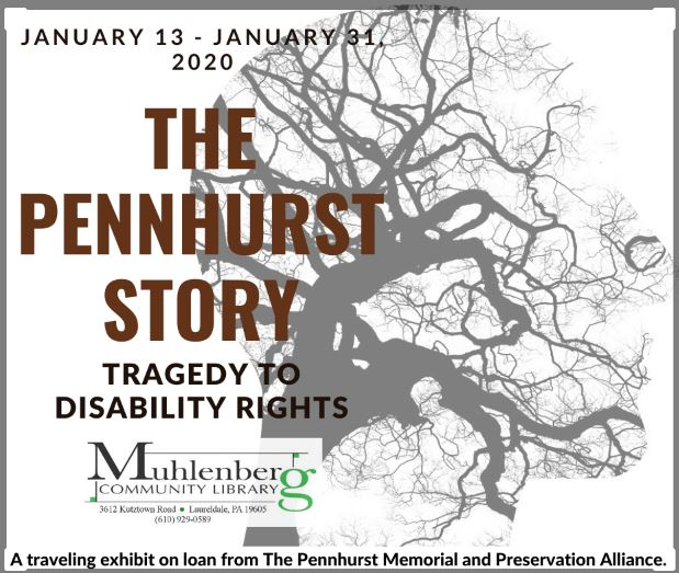 The Pennhurst Story: From Tragedy to Disability Rights - Traveling Exhibition