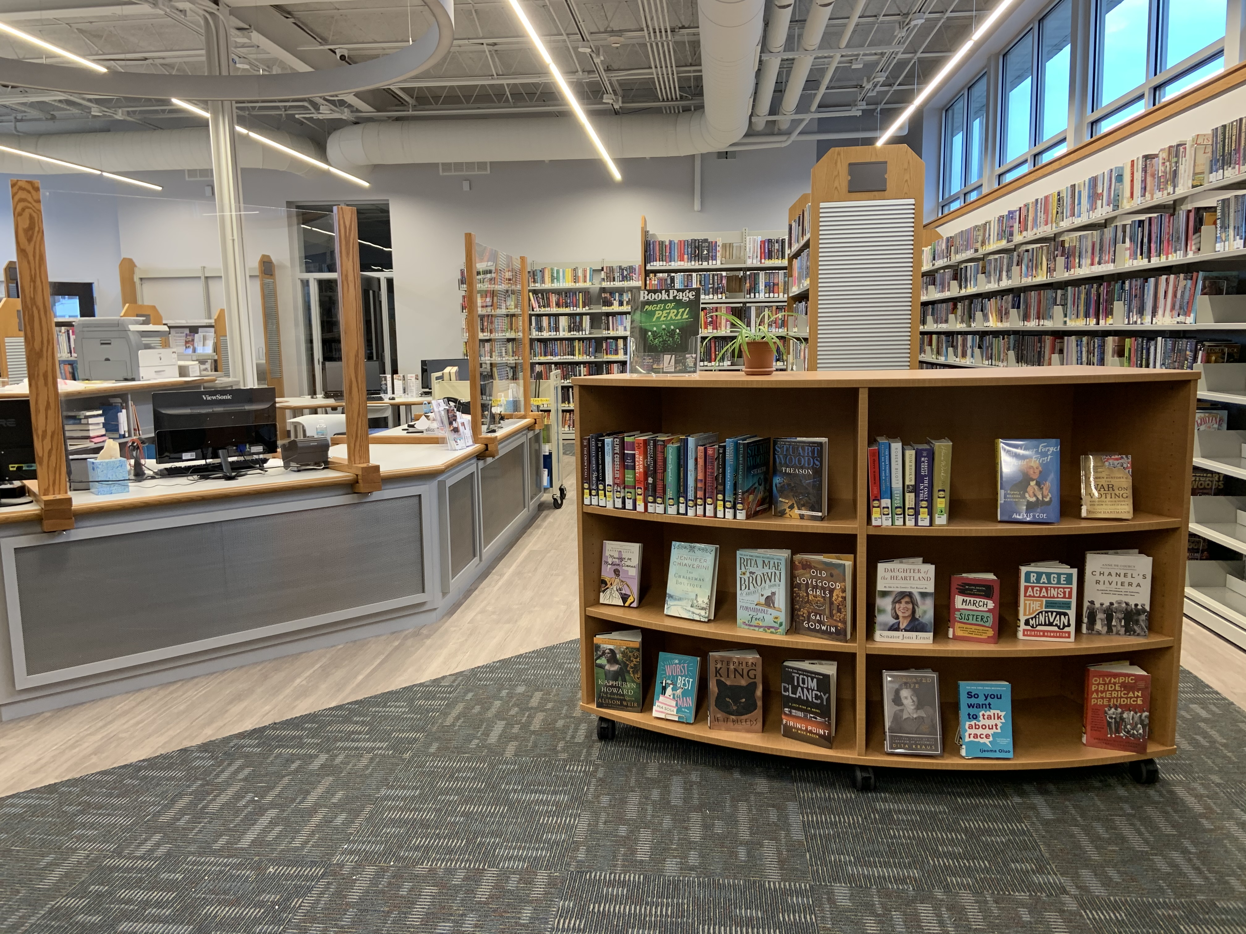 The New Fleetwood Library