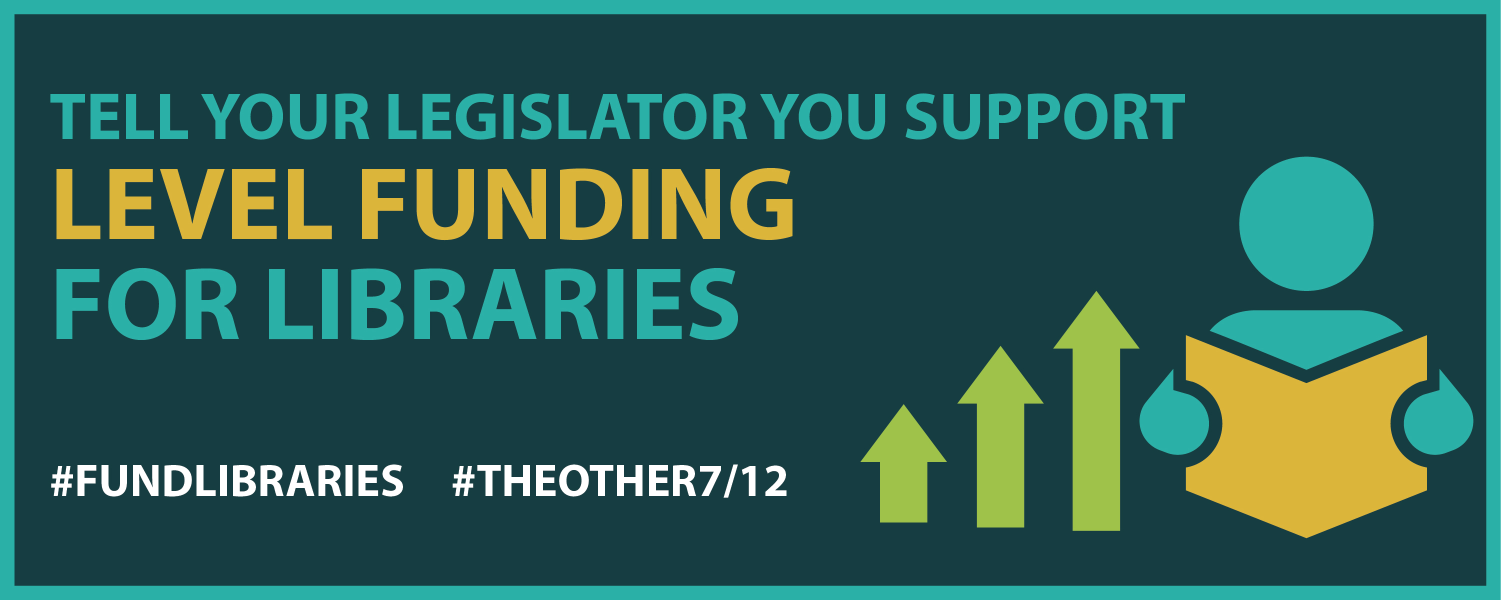Library Funding Graphic