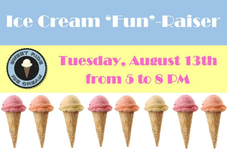 Ice Cream FunRaiser