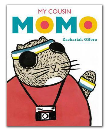 My Cousin Momo Cover