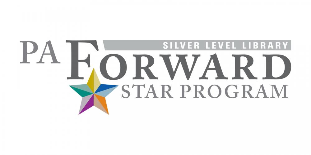 PA Forward Silver Star logo