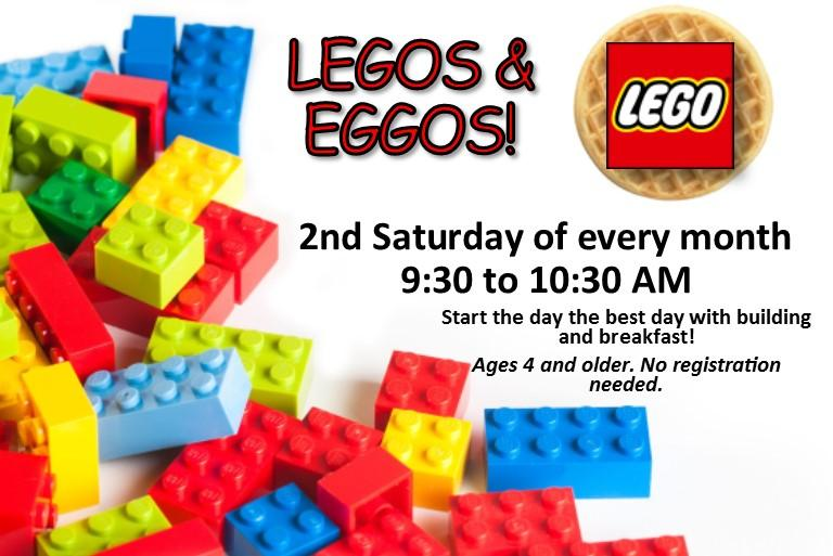 LEGO and Eggos