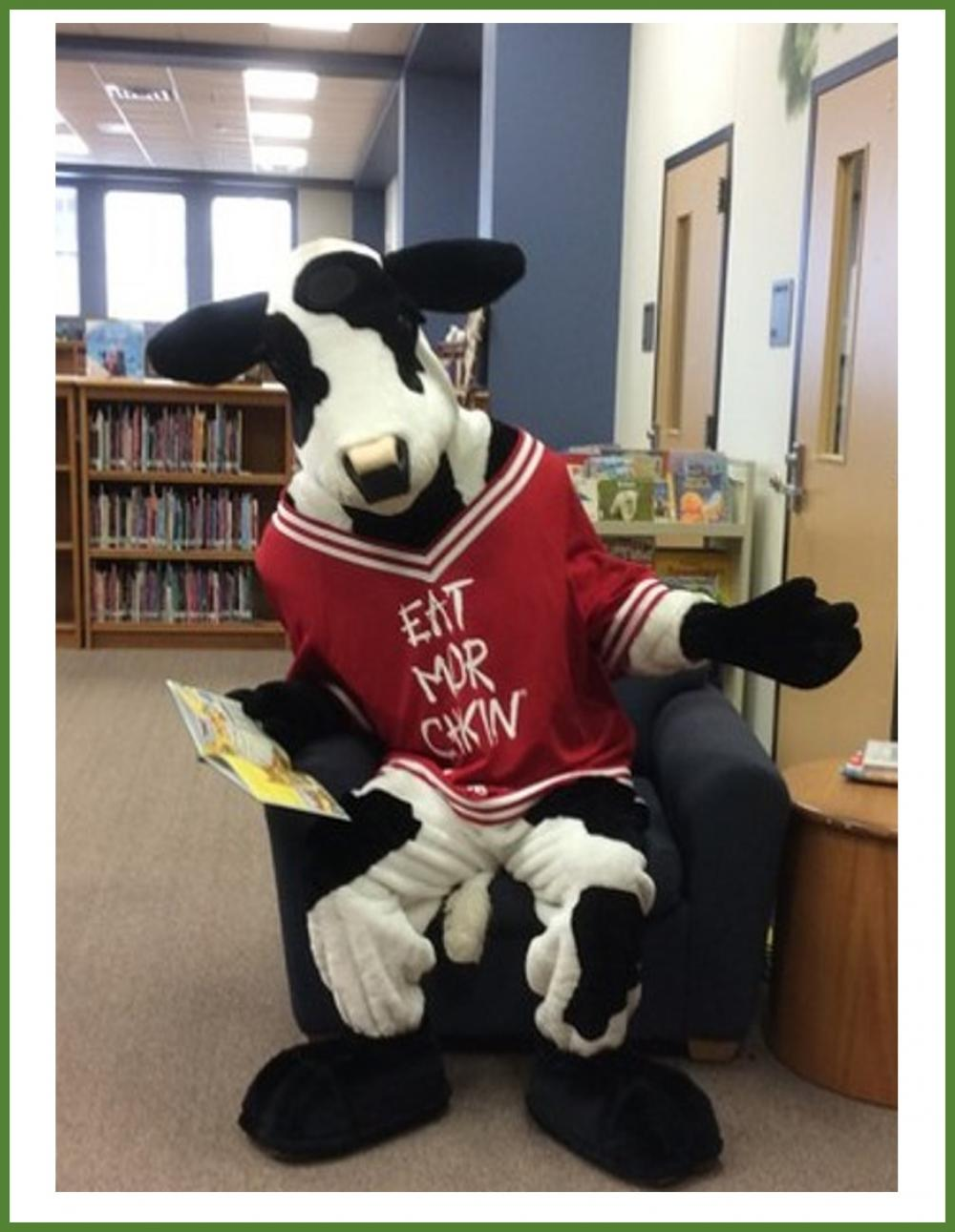 Image result for chick- fil - a and reading