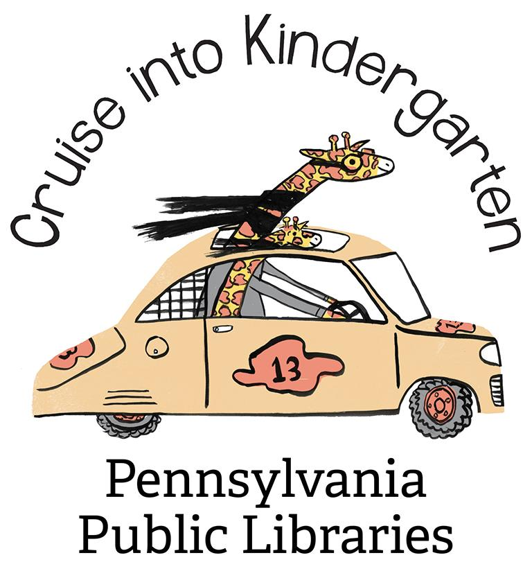 Cruise into Kindergarten Logo