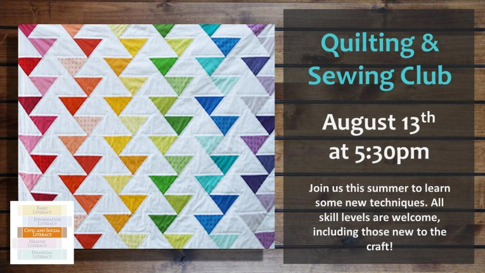 Quilting & Sewing Club