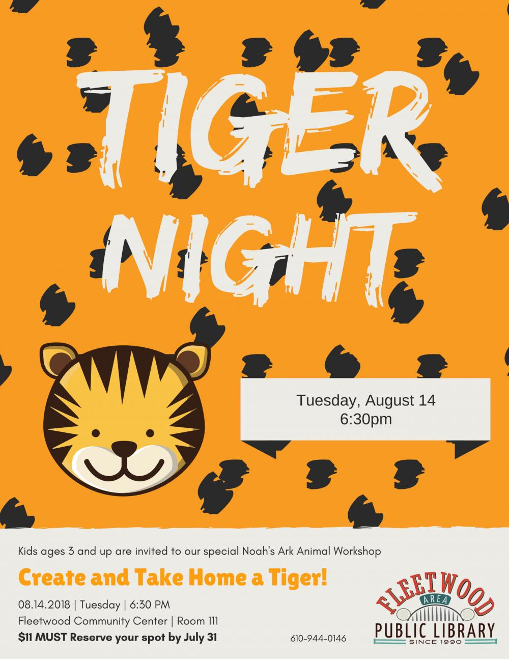 Tiger Night