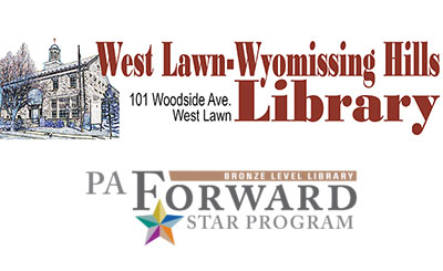 West Lawn-Wyomissing Hills logo with Bronze Star
