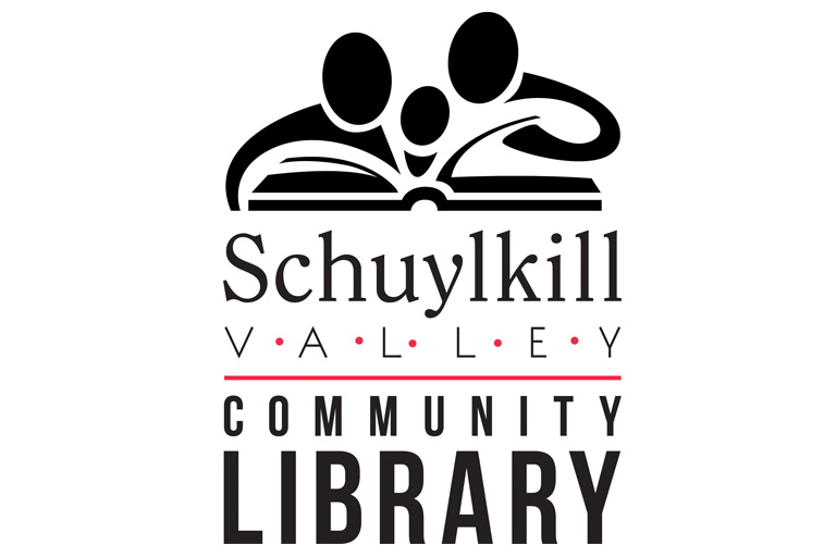 schuylkill valley community library logo