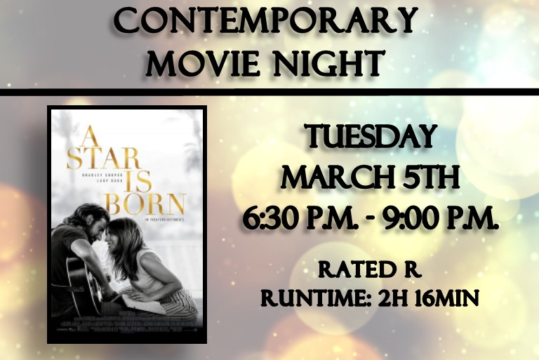 March 5th, 6:30 p.m.