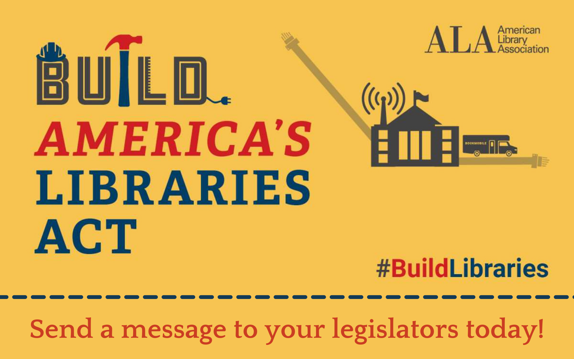build america's libraries