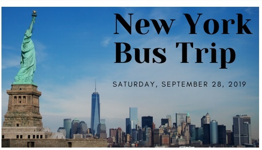 New York Bus Trip