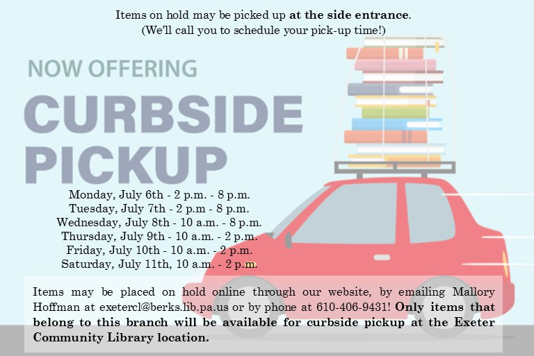 curbside pickup