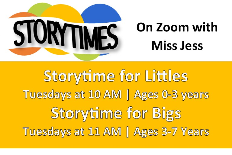 Storytime for Littles & Bigs