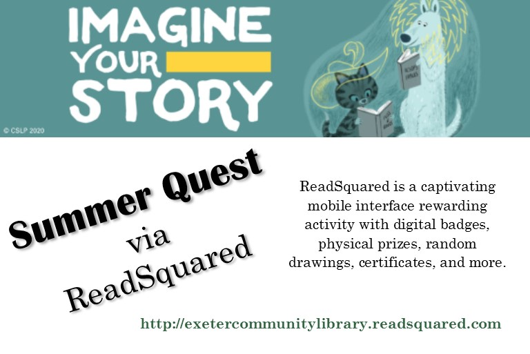 Summer Quest at ReadSquared