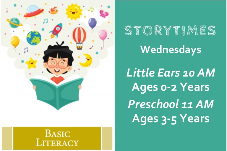 Little Ears 10 AM Preschool 11 AM