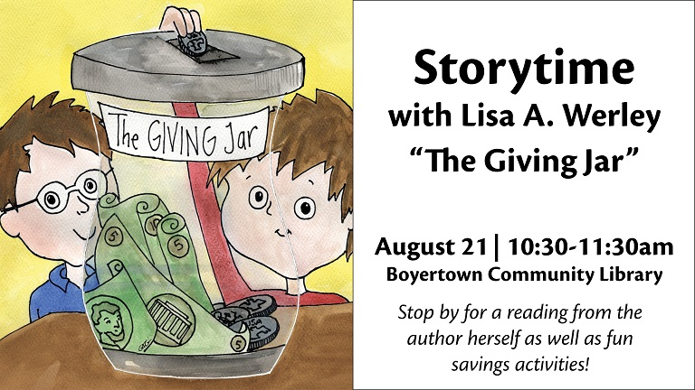 children's author, Lisa A. Werley