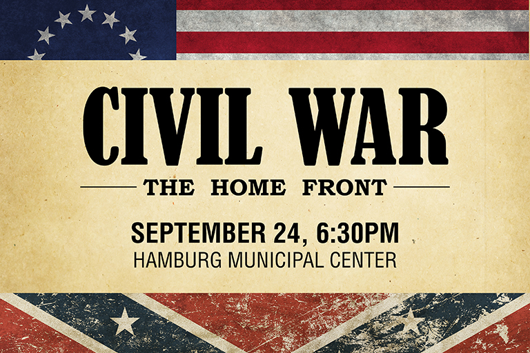 Home front in the Civil War