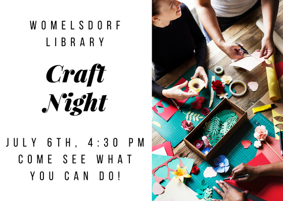 CraftNight SWO July