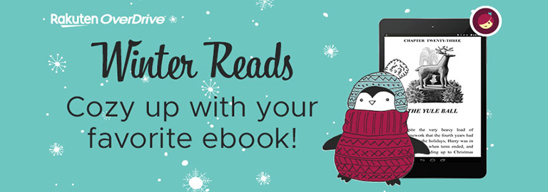 winter libby ebook graphic with penguin