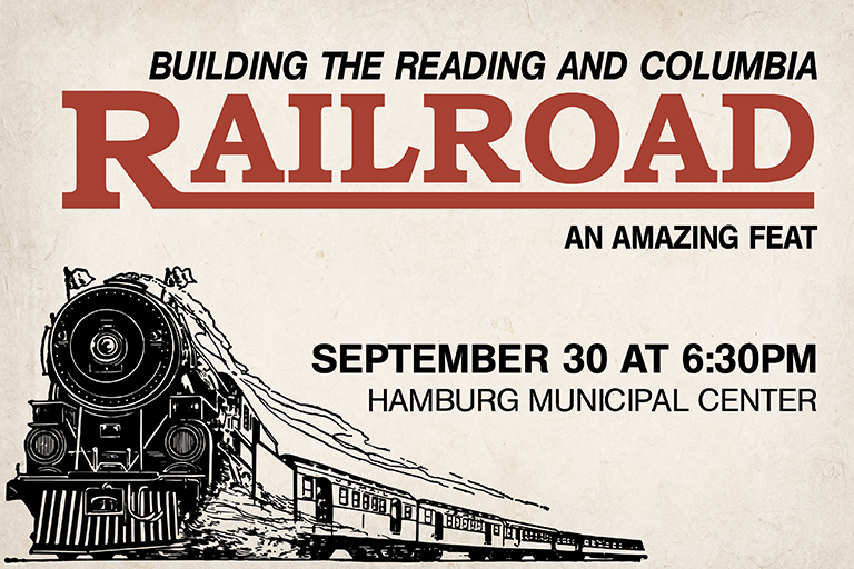 Reading and Columbia Railroad