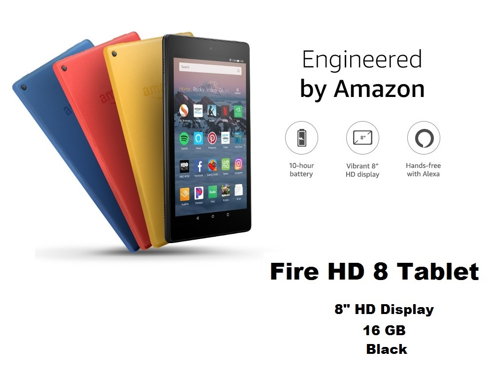 Fire HD 8 Tablet Raffle