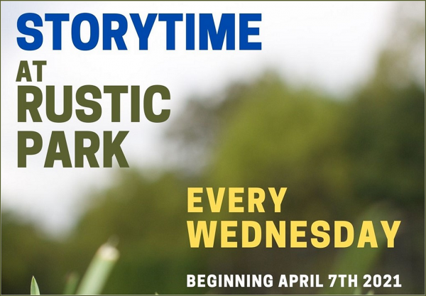 Storytime at Rustic Park